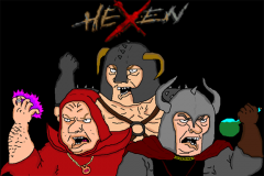 Hexen блеать)